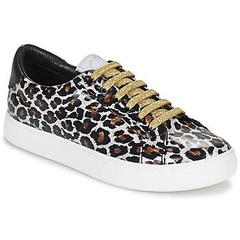 Încăltăminte Femei Pantofi sport Casual Marc Jacobs EMPIRE LACE UP Leopard