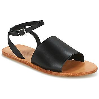 Pantofi Femei Sandale și Sandale cu talpă  joasă n.d.c. BLASY Negru