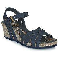 Pantofi Femei Sandale  Panama Jack VERA Albastru