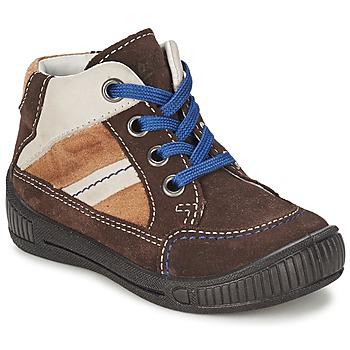 Pantofi Băieți Ghete Superfit OOKITOO Maro