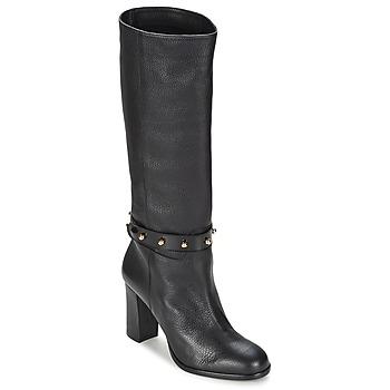 Pantofi Femei Cizme casual Moschino Cheap & CHIC STUD Negru