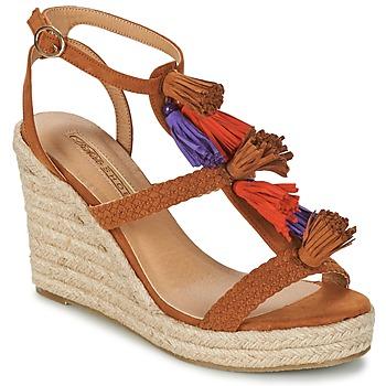 Pantofi Femei Sandale și Sandale cu talpă  joasă Buffalo VARIN Maro