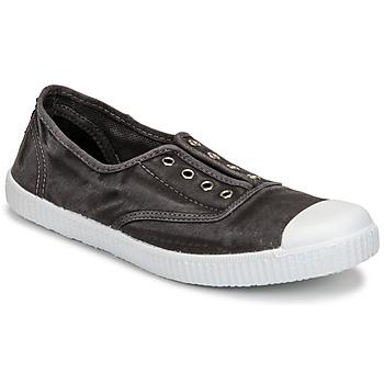 Pantofi Femei Pantofi Slip on Chipie JOSEPH Gri