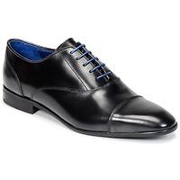 Încăltăminte Bărbați Pantofi Oxford Azzaro RAEL Negru