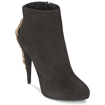 Pantofi Femei Botine Roberto Cavalli YPS564-PC001-05051 Negru