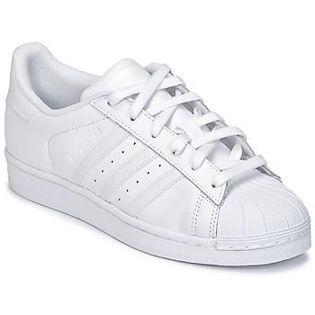 Pantofi Copii Pantofi sport Casual adidas Originals SUPERSTAR Alb