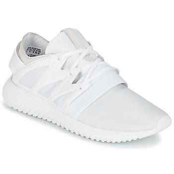 Încăltăminte Femei Pantofi sport stil gheata adidas Originals TUBULAR VIRAL W Alb