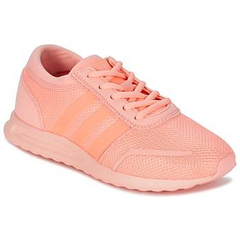 Pantofi Fete Pantofi sport Casual adidas Originals LOS ANGELES J Roz / Corai