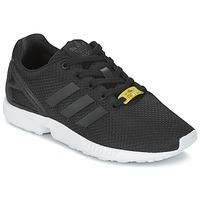 Pantofi Băieți Pantofi sport Casual adidas Originals ZX FLUX J Negru