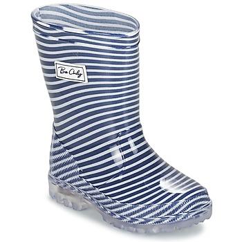 Pantofi Copii Cizme de ploaie Be Only MARINO Bleumarin