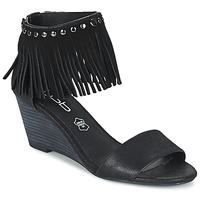 Pantofi Femei Sandale și Sandale cu talpă  joasă LPB Shoes NADIA Negru