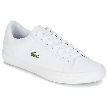 Încăltăminte Bărbați Pantofi sport Casual Lacoste LEROND BL 2 Alb