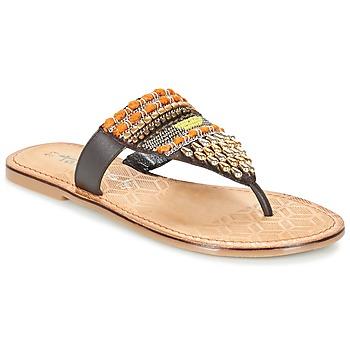 Încăltăminte Femei  Flip-Flops Tamaris NIRI Maro