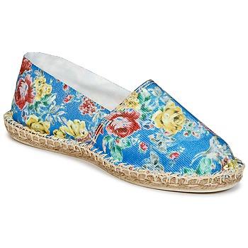 Pantofi Femei Espadrile Art of Soule PRINT Albastru