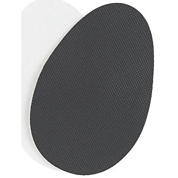 Accesorii Accesorii pantofi Famaco PATINS D'USURE T2 NOIR Negru