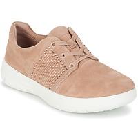 Încăltăminte Femei Pantofi sport Casual FitFlop SPORTY-POP X CRYSTAL Roz