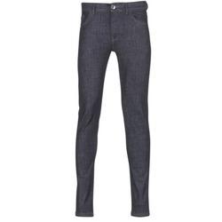 Îmbracaminte Bărbați Jeans slim Benetton JUSKU Albastru / Brut