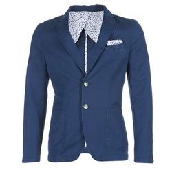 Îmbracaminte Bărbați Sacouri și Blazere Benetton MASKIOL Albastru
