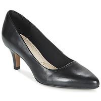 Pantofi Femei Pantofi cu toc Clarks ISIDORA FAYE Negru