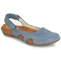 Pantofi Femei Sandale și Sandale cu talpă  joasă El Naturalista WAKATAUA Albastru