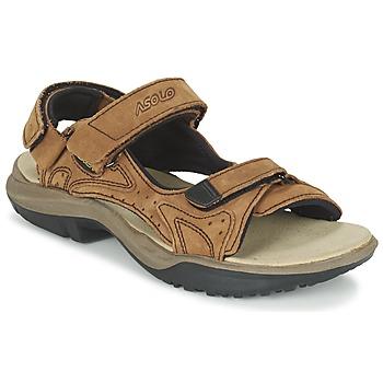 Încăltăminte Bărbați Sandale și Sandale cu talpă  joasă Asolo METROPOLIS Maro