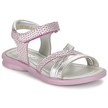 Pantofi Fete Sandale și Sandale cu talpă  joasă Mod'8 JELGUY2 Roz