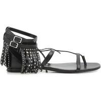 Pantofi Femei Sandale  Saint Laurent 416400 B3400 1000 nero