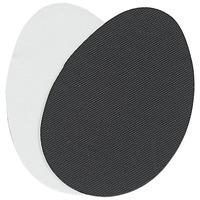 Accesorii Accesorii încaltaminte Famaco PATINS D'USURE T3 NOIR Negru