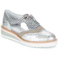 Pantofi Femei Pantofi Derby Regard RYXA Argintiu