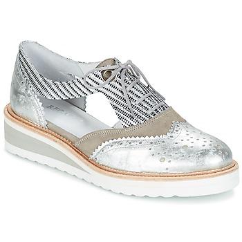 Încăltăminte Femei Pantofi Derby Regard RYXA Argintiu