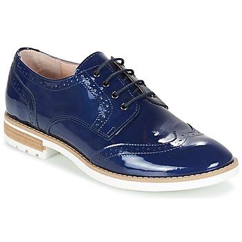 Pantofi Fete Pantofi Derby Acebo's SUPPIL Bleumarin