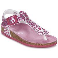 Pantofi Fete Sandale și Sandale cu talpă  joasă Agatha Ruiz de la Prada BOUDOU Roz