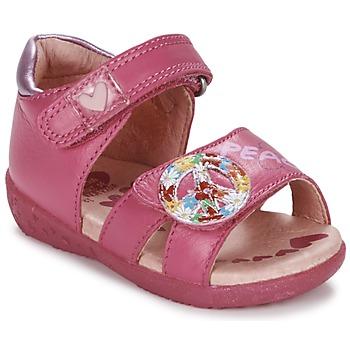 Pantofi Fete Sandale  Agatha Ruiz de la Prada BOUTICHEK Roz