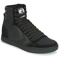 Pantofi Pantofi sport stil gheata Hummel TEN STAR TONAL HIGH Negru