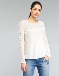 Îmbracaminte Femei Topuri și Bluze Desigual GERZA Alb