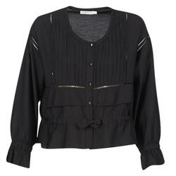 Îmbracaminte Femei Topuri și Bluze See U Soon 7113001 Negru
