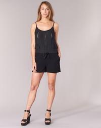 Îmbracaminte Femei Jumpsuit și Salopete See U Soon 7191003 Negru