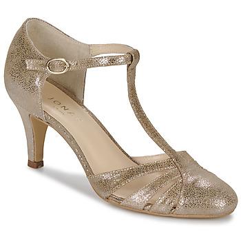 Pantofi Femei Pantofi cu toc Jonak LAORA Argintiu
