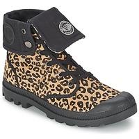 Pantofi Femei Ghete Palladium BAGGY PN Leopard