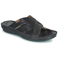Încăltăminte Bărbați Papuci de vară Pikolinos TARIFA 06J Negru