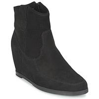 Pantofi Femei Botine Myma PERFONOIR Negru