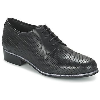 Pantofi Femei Pantofi Derby Myma CUILIR Negru