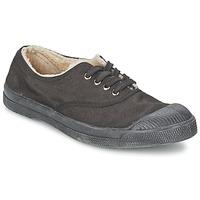 Pantofi Copii Pantofi sport Casual Bensimon TENNIS FOURREES Gri