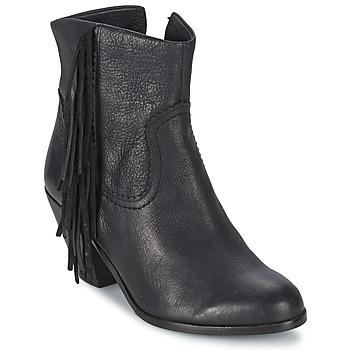 Pantofi Femei Botine Sam Edelman LOUIE Black