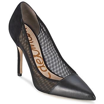 Pantofi Femei Pantofi cu toc Sam Edelman DESIREE Black