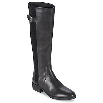 Pantofi Femei Cizme casual Sam Edelman PATTON Black