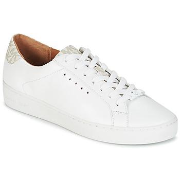 Încăltăminte Femei Pantofi sport Casual MICHAEL Michael Kors IRVING LACE UP Alb