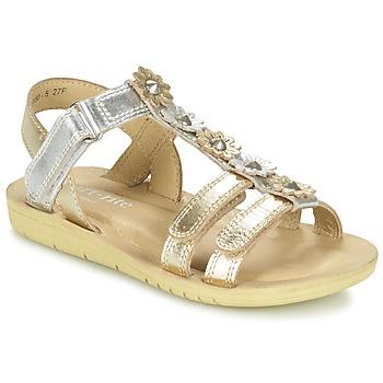 Pantofi Fete Sandale  Start Rite LUNA Auriu