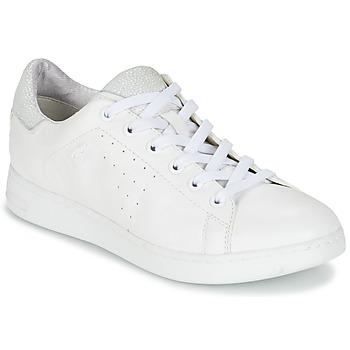 Încăltăminte Femei Pantofi sport Casual Geox JAYSEN A Alb