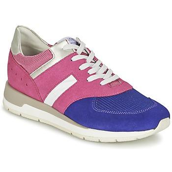Pantofi Femei Pantofi sport Casual Geox SHAHIRA A Roz / Violet